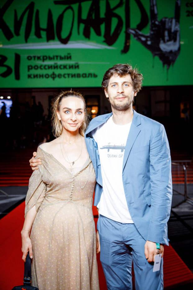 Александр Молочников рассказал, как ему помогли отношения с Екатериной Варнавой