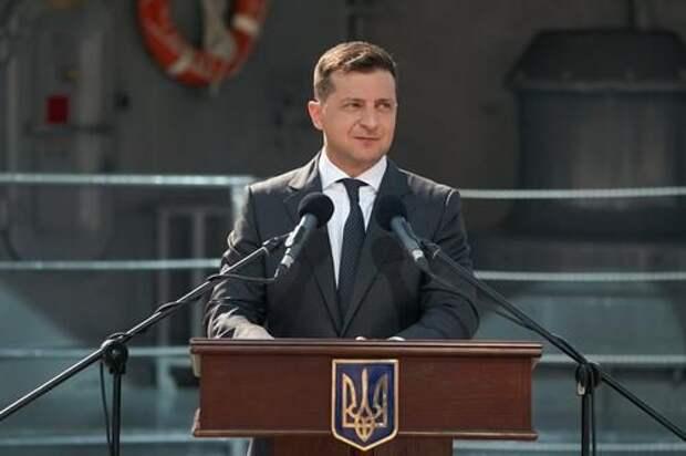Ведущая обвинила Зеленского в молчании по поводу «продажи» Украины бизнесу из США