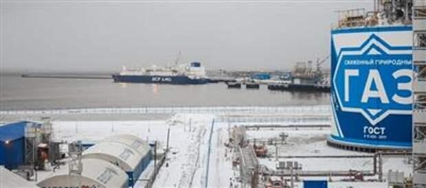 """TotalEnergies обсуждает с """"НОВАТЭКом"""" альтернативные источники энергии на """"Ямал-СПГ"""""""