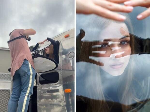 Инстаграм-звезды показали, как выглядят за кадром фото красивой жизни