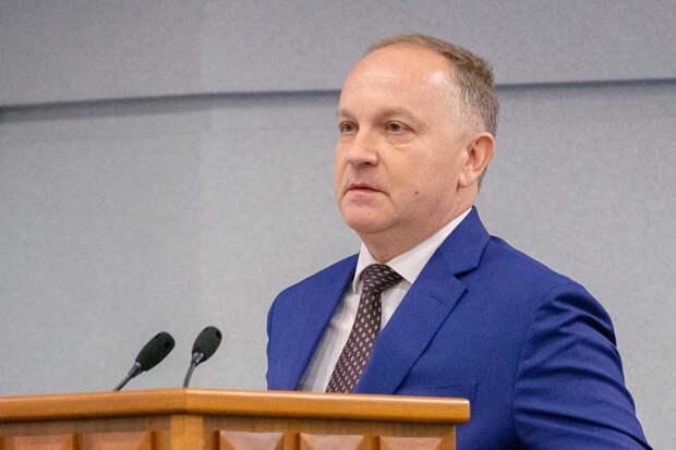Мэр Владивостока сообщил, что уходит в отставку