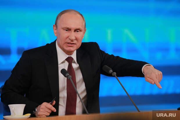 Путин призвал прекратить обстрелы между Палестиной иИзраилем
