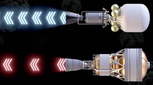 США запустят ядерную ракету в космос уже в 2025 году