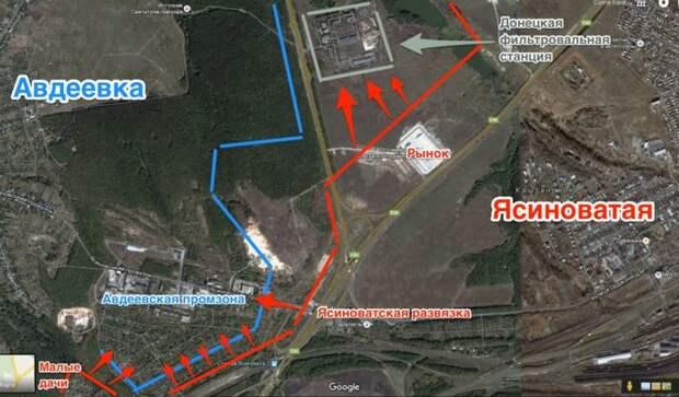 Украинцы на переговорах отказались освободить захваченную станцию, снабжающую водой Донецк