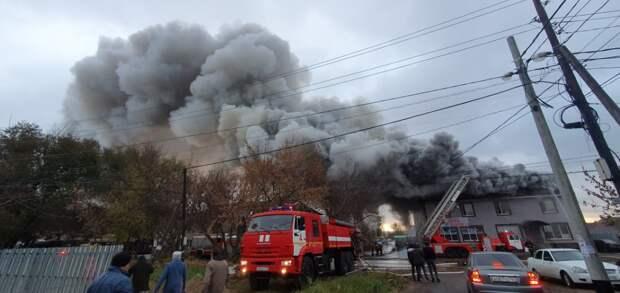 Тела четырёх погибших нашли на месте пожара в Самаре