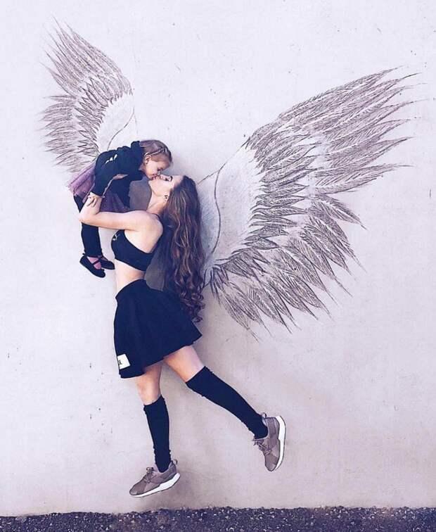 Крылья для двоих