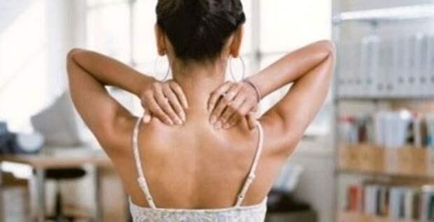 ЗДРАВОТДЕЛ. Восемь упражнений против шейного остеохондроза