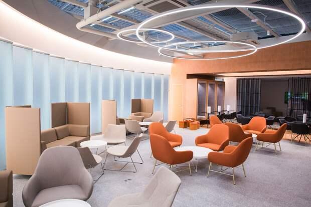 VIP-зал в аэропорту Стригино получил архитектурную премию Best Office Awards