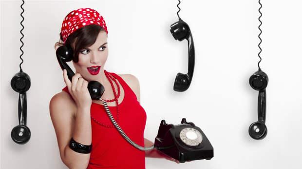 8 причин, почему не стоит звонить ему первой