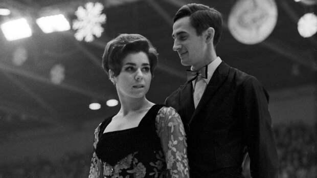 Дружила с Тарасовой, была лучшей в мире, но не дожила до 40 лет. История советской фигуристки Пахомовой