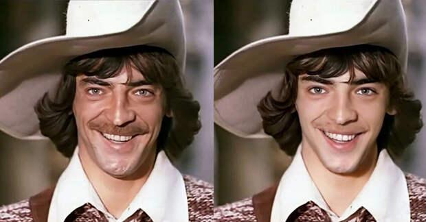 Какими были бы герои любимых фильмов, если бы актеры соответствовали возрасту персонажа