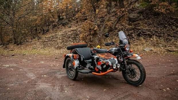 «Проникает в сердце»: журналист Cycle World высоко оценил российский мотоцикл Ural