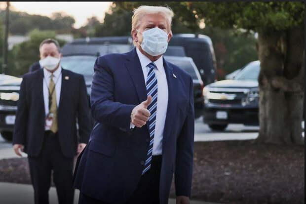 Trump-Covid