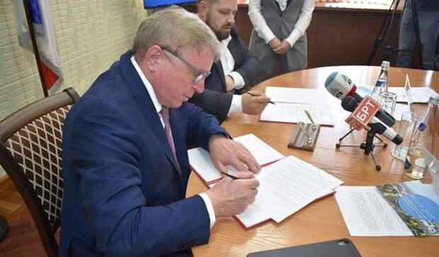Ижевск и Алушта могут стать городами-побратимами