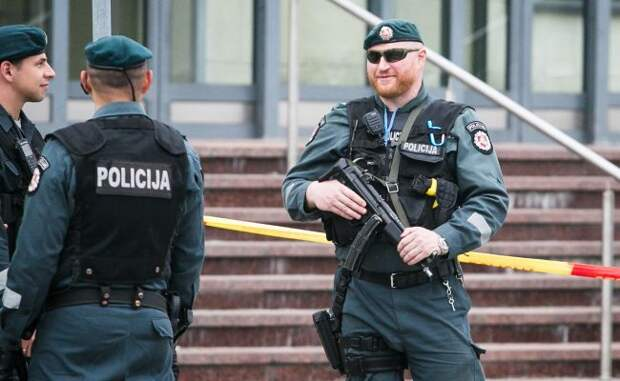 Двое граждан Литвы обвинены вшпионаже впользу России