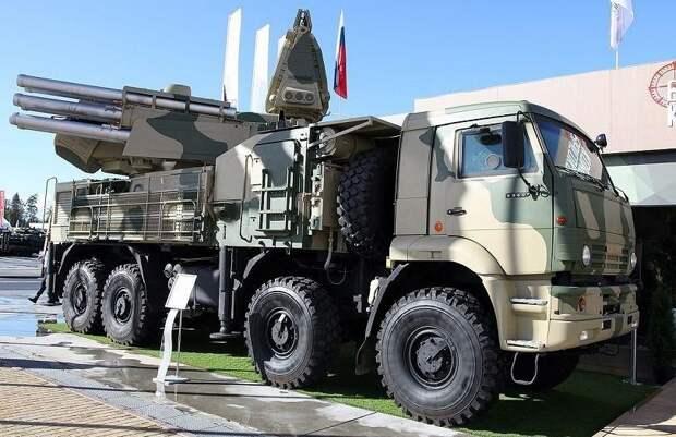Модификация «Панцирь-С» станет эффективным оружием против БПЛА