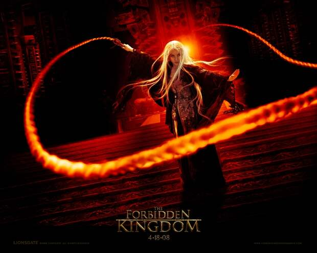 Ли Бинбин - Запретное царство (The Forbidden Kingdom)