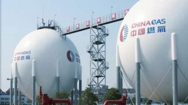 Большая российско-китайская игра на рынке сжиженного газа