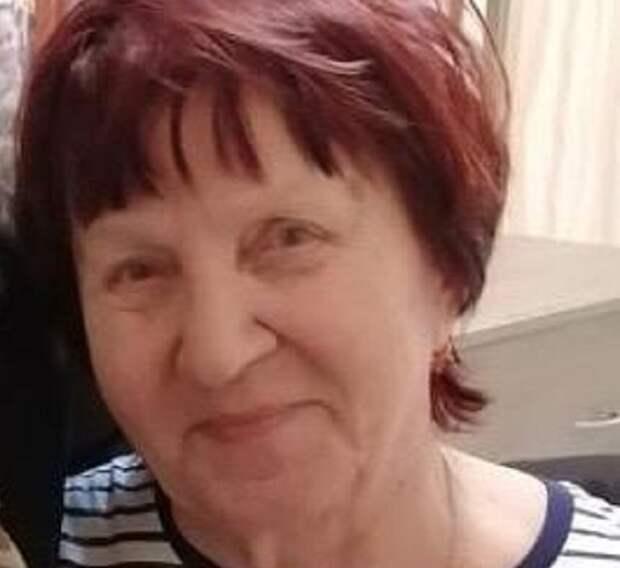 В Краснодаре пропала без вести 78-летняя женщина