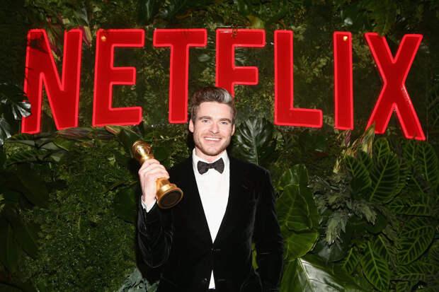 Netflix разрывает сотрудничество с «Золотым глобусом»