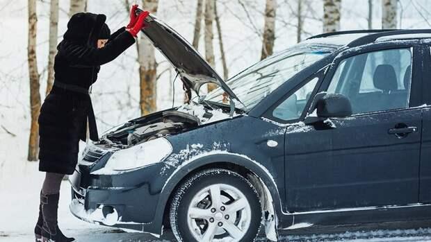 Как же завести свой автомобиль в сильный мороз?