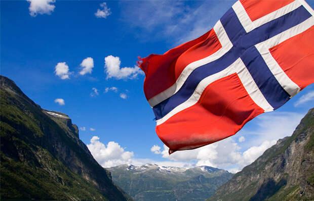 Кто не скачет - тот норвежец!