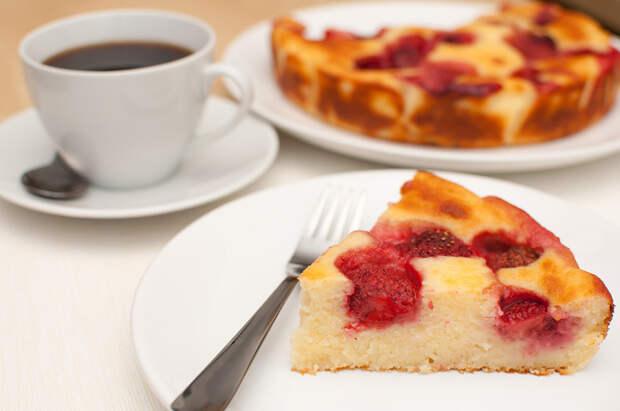 5 фантастически красивых десертов с клубникой (РЕЦЕПТЫ)