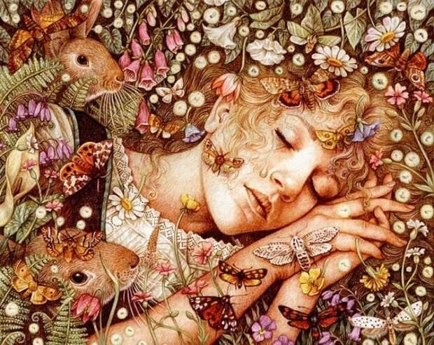 Семь снов, которые снятся к счастью