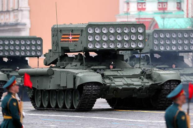 Как прошел Парад Победы в Москве. Фоторепортаж