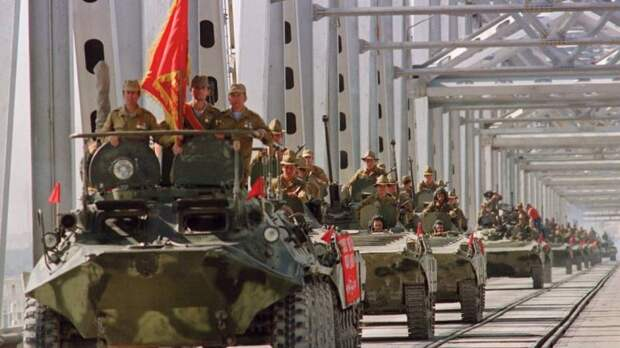 Афганский вирус для коммунистического блока