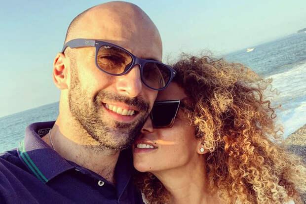 Евгений Папунаишвили расстался с женой-итальянкой
