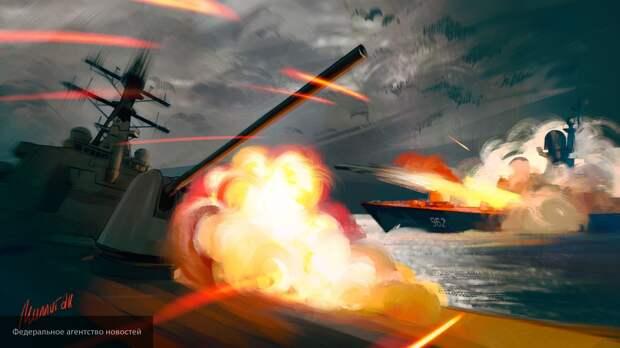 В NI рассказали о возможных результатах сражения РФ и США в Черном море