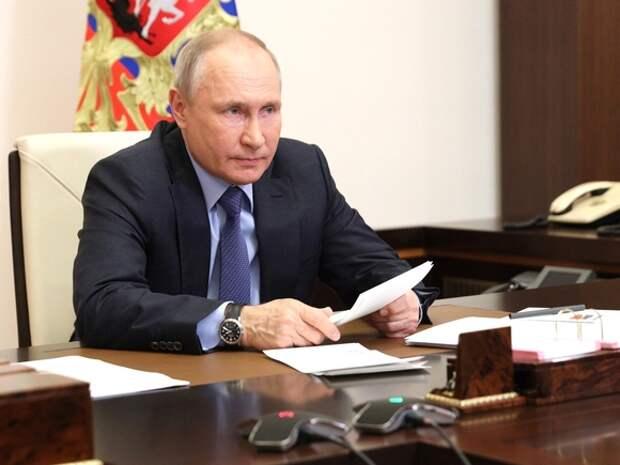 Путин заявил об обострении проблем, связанных с резким колебанием цен на социально значимые продукты