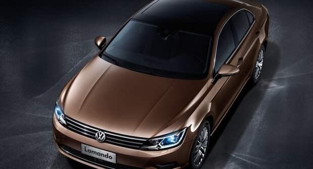Volkswagen Lamando — «Джокер» китайского рынка