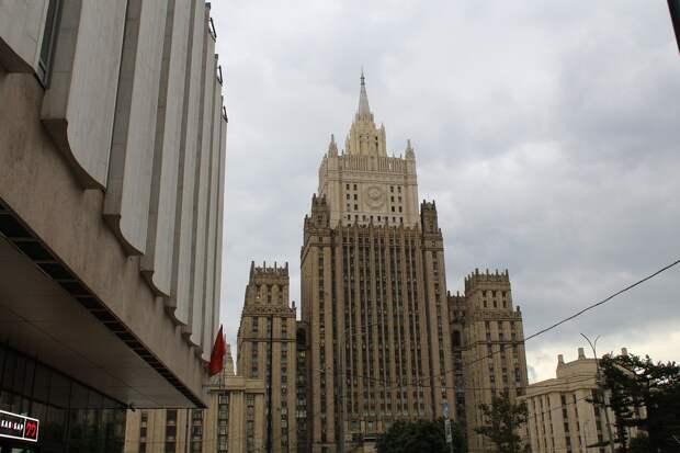 В МИД допустили вовлечение SWIFT в санкции против России