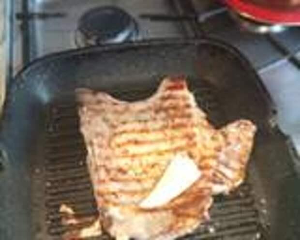 Антрекот запечённый в духовке - 3 фото
