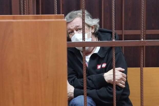 Обнародованы первые фото Ефремова из СИЗО Белгорода