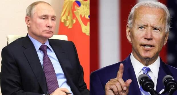 «Откровенно и по-товарищески»: в США предлагают Путину и Байдену пообщаться в стиле КПСС