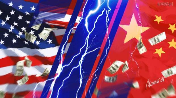 Народный банк КНР создал цифровую валюту-могильщика доллара США