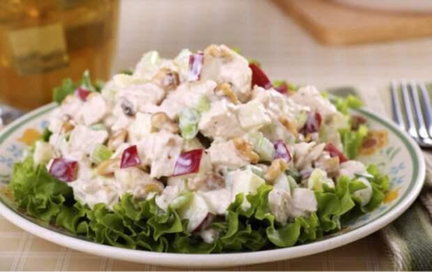 Простой рецепт вкусного салата. Готовлю и на праздники и так, на каждый день