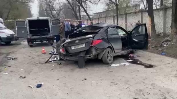 ВНовочеркасске похоронили шестого подростка, погибшего встрашной аварии