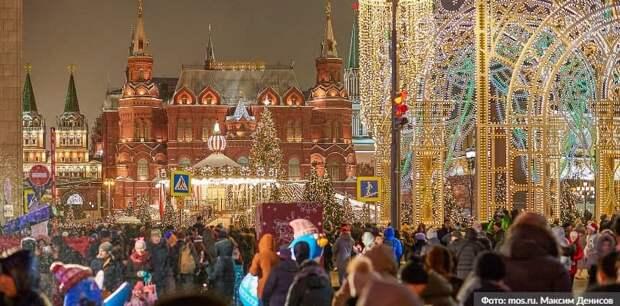 Казаков не будут привлекать для охраны порядка в новогодние праздники в Москве. Фото: М.Денисов, mos.ru