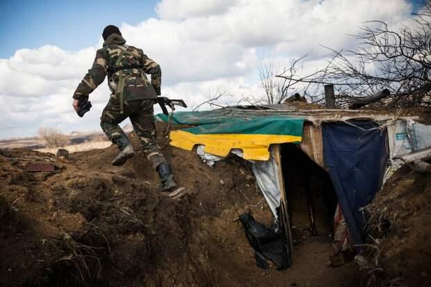 Пример войны в Карабахе толкает Украину на захват Донбасса