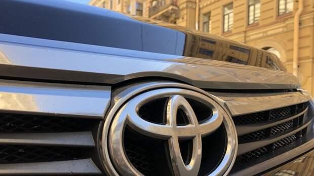 Компания Toyota придумала способ защиты клиентов от воровства катализаторов