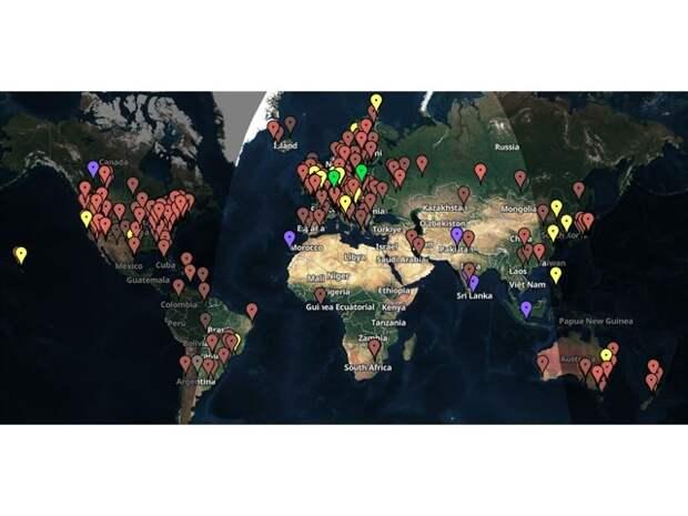 Странный мощнейший сигнал на частоте 7,220 МГц, слышимый по всей планете