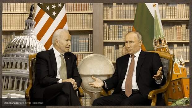 """Китайцы высмеяли Байдена за """"мольбы"""" перед Путиным насчет Украины"""