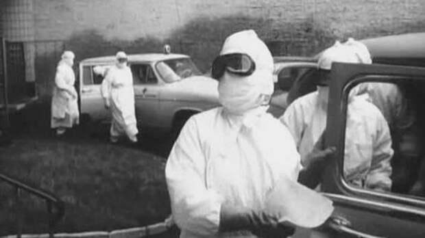 Как за месяц предотвратили эпидемию черной оспы в Москве в 1960году