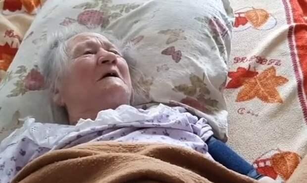 «Я видела Царствие Небесное»: Украинская пенсионерка умерла на 10 часов, а потом воскресла