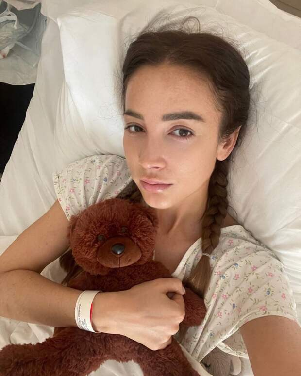 Бузова вернулась домой после экстренной госпитализации