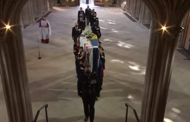 Похороны принца Филиппа: прямая трансляция